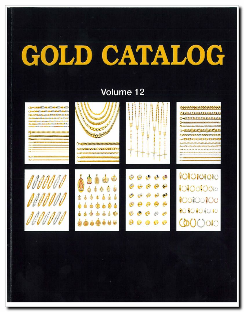 Catalogo de Oro Volumen 12